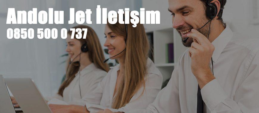 Anadolu Jet İletişim 0850 500 23 11