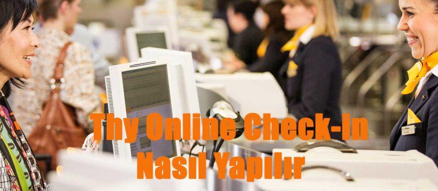 Thy Online Check-in Nasıl Yapılır