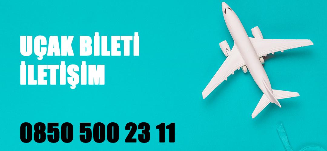 Uçak Bileti İletişim